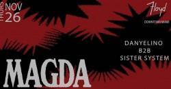 Magda @ Floyd ,Miami