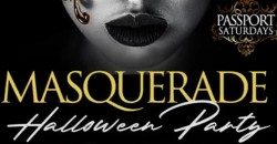 Masquerade Halloween Party @ Josephine Lounge ,Atlanta