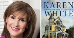 Meet Author KAREN WHITE--Launch Day of Her New Tradd Street Book ,Marietta