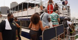 MIAMI'S #1 BOAT PARTY BOOZE CRUISE - OPEN BAR ,Miami