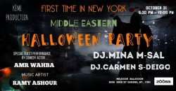 Middle Eastern HALLOWEEN Party ,Queens