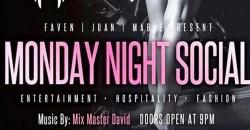 Monday Night Social @ Red Martini/Free Entry with RSVP/SOGA ENTERTAINMENT ,Atlanta