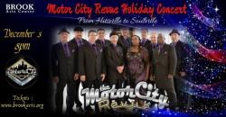 Motor City Revue - A Motown Christmas ,Bound Brook