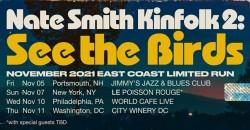 Nate Smith + KINFOLK w/ DJ Scratch ,New York