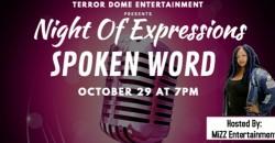 Night Of Expressions Spoken Word ,Atlanta