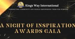 Night of Inspiration Awards Gala ,Monroe