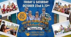 Oktoberfest Houston 2021 ,Houston