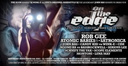 On The Edge (A Hardstyle & Hardcore Event) ,Brooklyn