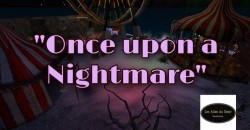 """""""Once upon a Nightmare"""" ,Miami"""