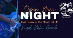 Open Mic Night ,Royal Palm Beach
