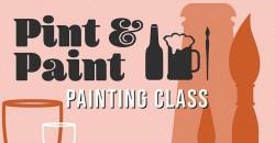 Pint & Paint  Painting Class at Second Self Beer Company ,Atlanta