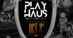 Playhaus NYC Saturday 10-2-21 ,New York