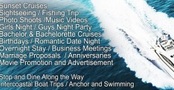 PRIVATE BOAT CHARTERS AND PARTIES ,Atlantic City