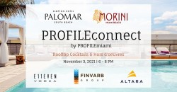 PROFILEconnect: Rooftop Cocktails & Bespoke Networking by PROFILEmiami ,Miami Beach