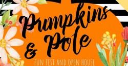 PUMPKINS & POLE: Fun Fest and Open House ,Atlanta
