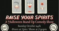 Raise Your Spirits - A Halloween Stand Up Comedy Show ,Atlanta