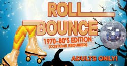 Roll Bounce Halloween Skate Party (1970's-80's Edition) ,Camden