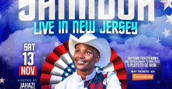 SAMIDOH U.S.A TOUR  - LIVE SHOW , NEW JERSEY ,Hillsborough Township
