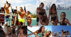 #SAVAGE BOAT PARTY! SPRING BREAK Edition! ,Miami