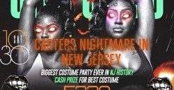 SCREAM City Girls The Official Halloween Extravaganza ,Passaic