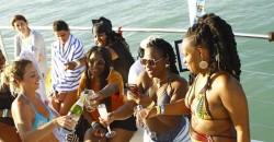 #SPRING BREAK #1 #SAVAGE BOAT PARTY ,Miami