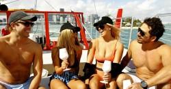 SPRING BREAK MIAMI BOAT PARTY - 3HR ALL INCLUSIVE ,Miami