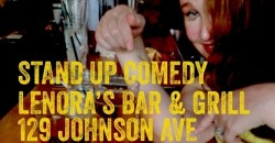 Stand Up Comedy at Lenora's ,Hackensack