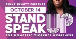 Stand Up, Speak Up:  A Domestic Violence Awareness Event ,Atlanta