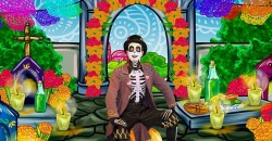 SUGAR SKULL! Watch Party with McCarter Theatre & Arts Council of Princeton ,Princeton