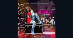 """Talasia: Live in Concert """" Everybody Gone See"""" Single Release Concert ,Atlantic City"""