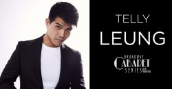 """Telly Leung in """"An Evening with Telly Leung"""" ,Delray Beach"""