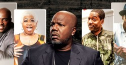 Thanksgiving Comedy Fest Hosted By Tony Rock, Featuring Earthquake, Luenell, Capone, and Smokey Suarez In Newark, NJ