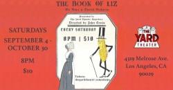 THE BOOK OF LIZ by Amy and David Sedaris ,Los Angeles