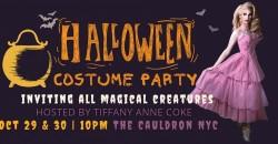The Cauldron Halloween Costume Party 2021 ,New York