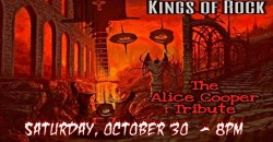 The Kings of Rock - Alice Cooper Tribute! ,Bound Brook