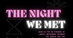 The Night We Met ,Brooklyn