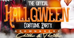 The Official 30 Plus Adult Halloween Costume Party ,Monroe