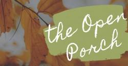 the Open Porch & Pop-up Gallery 10/17 ,Philadelphia