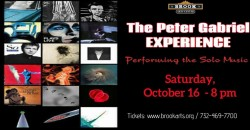 The Peter Gabriel Experience ,Bound Brook