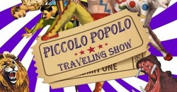 The Piccolo Popolo Traveling Show ,Los Angeles