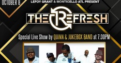 THE REFRESH feat. Happier Hours·The Crableg Buffet·Live Music & Afterparty ,Marietta