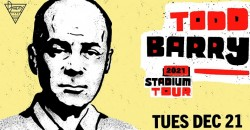 Todd Barry! ,Los Angeles