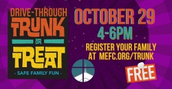 Trunk or Treat at MEFC ,Montgomery