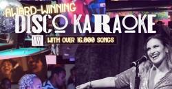Wednesday Award-Winning Disco Karaoke Show w/ Regina Martin in Jersey City ,Jersey City