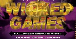 WIQKED GAMES HALLOWEEN COSTUME PARTY ,Irvington